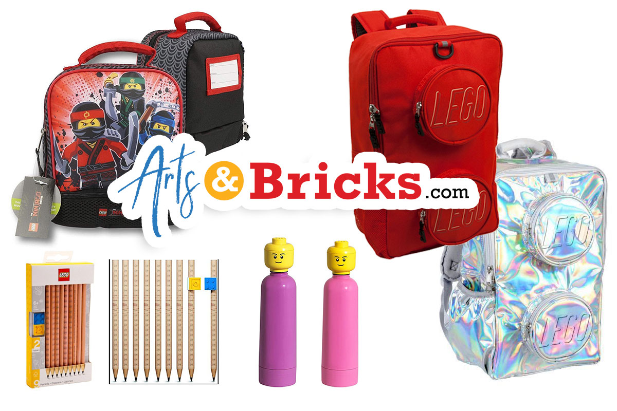 LEGO back to school products and school supplies