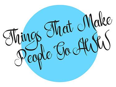 Things that Make People Go Awww logo