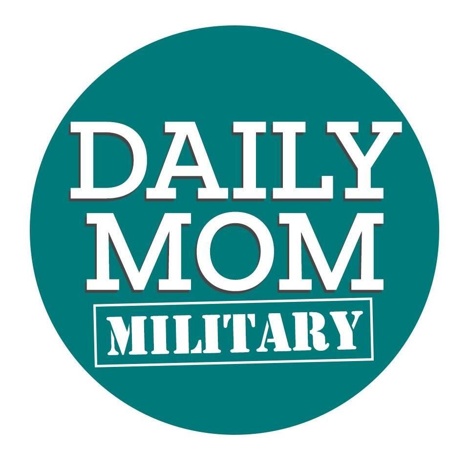 daily military mom blog logo