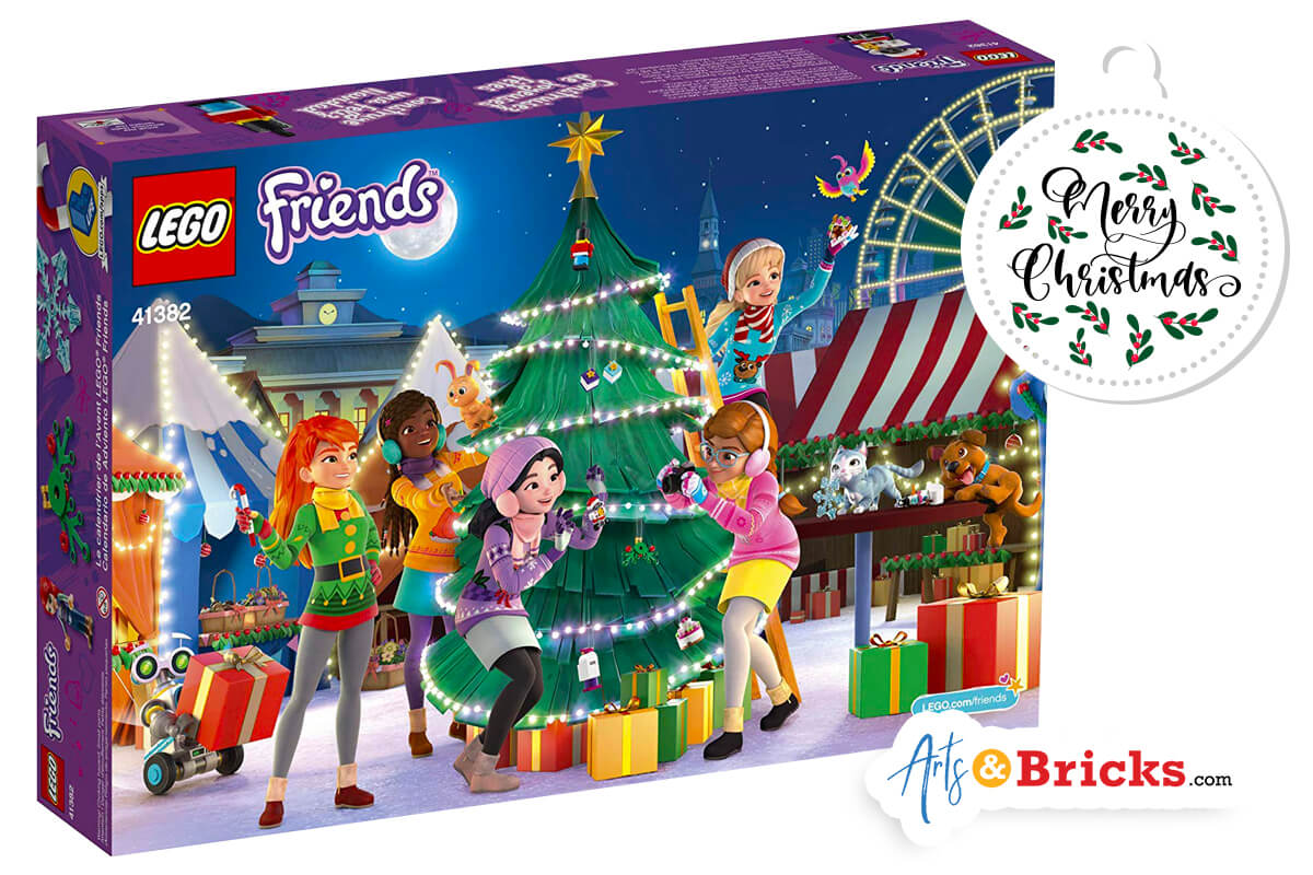 LEGO Friends, 2019 Advent Calendar
