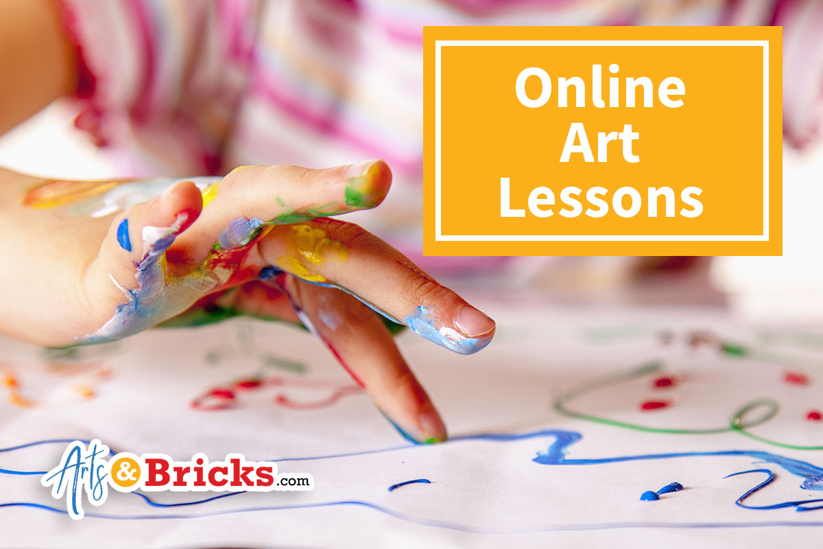 Art Lessons for Kids Online