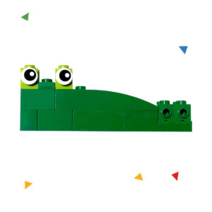 Jungle Wall Decor - Crocodile or Alligator Wall Sticker