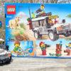 Kid review of LEGO set 60267: Safari Off-Roader