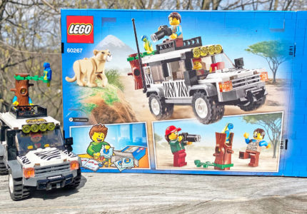 Kid review of LEGO set 60267: Safari Off-Roader